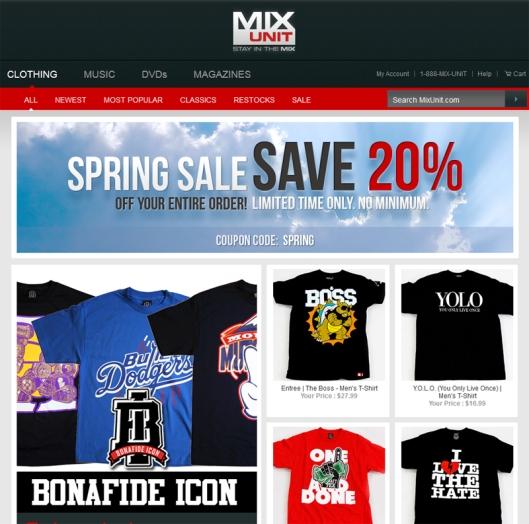 Bonafide Icon – Spring Line @ MixUnit com | BONAFIDE ICON