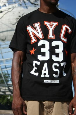 All City tee black